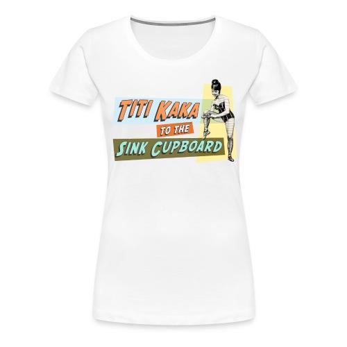 titikaka shirt1 trans - Vrouwen Premium T-shirt