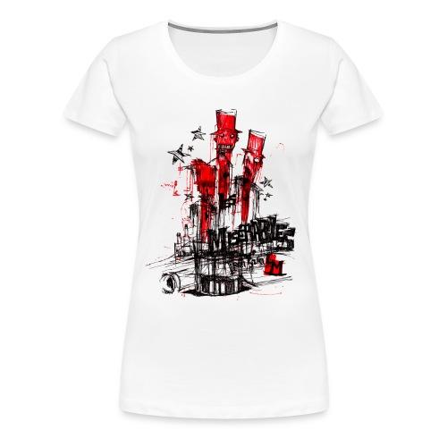 drunks png - Women's Premium T-Shirt