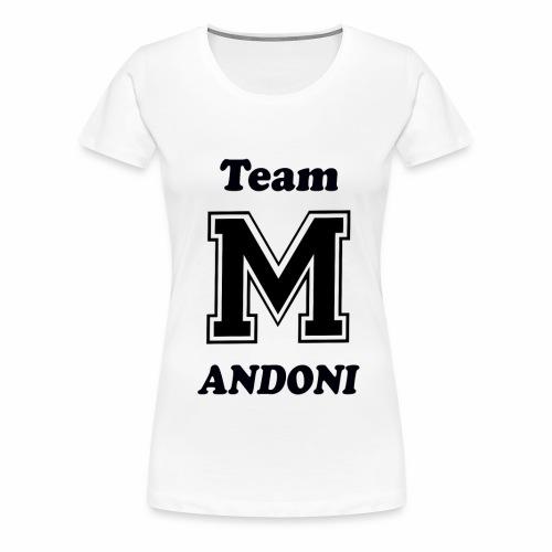 Team Androni - Camiseta premium mujer