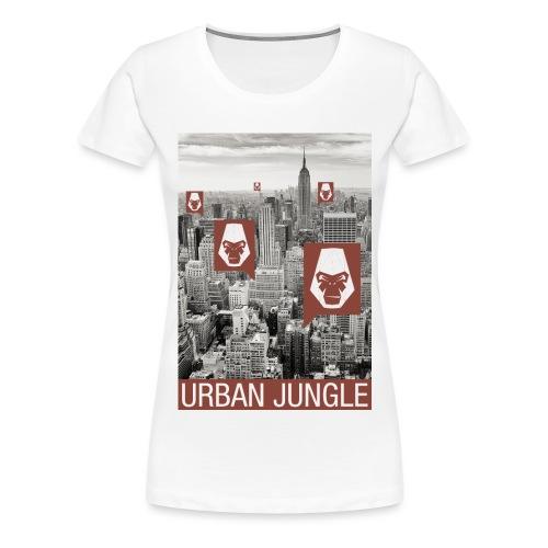 Urban Jungle UG - Women's Premium T-Shirt