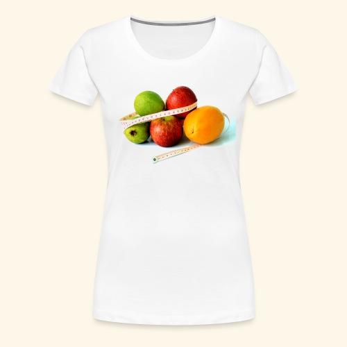 I`m on a diet! :( - Women's Premium T-Shirt