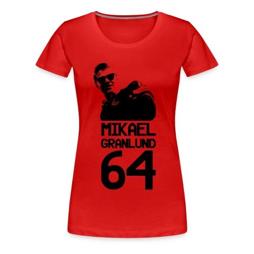 Mikael Granlund 64 - Naisten premium t-paita