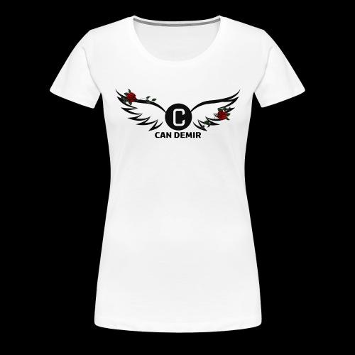 Can Demir 2018 MERCH - Frauen Premium T-Shirt