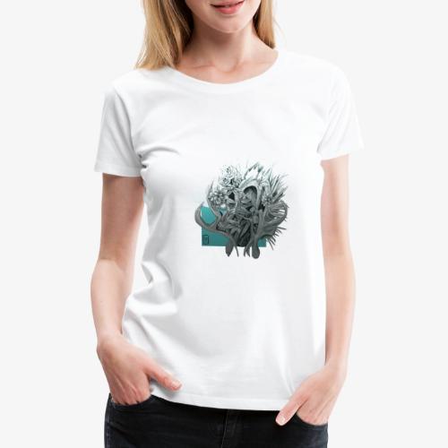 Mother nature - T-shirt Premium Femme
