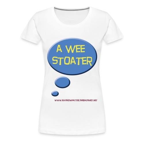 aweestoater - Women's Premium T-Shirt