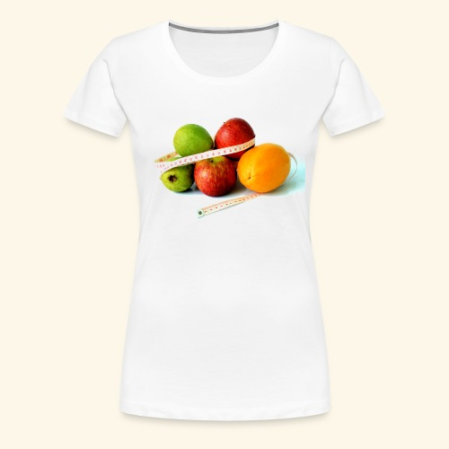 I`m on a diet! :( - Women's Premium T-Shirt