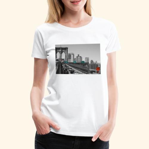 Brooklyn bridge - Maglietta Premium da donna
