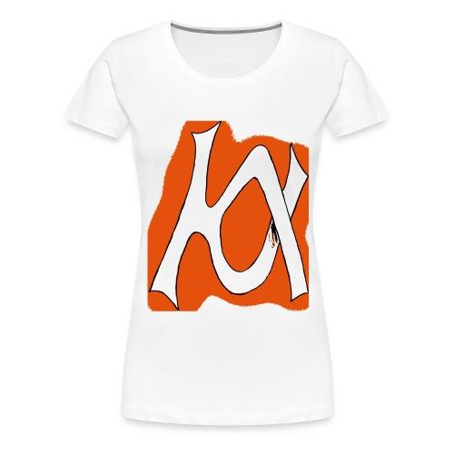 KX Smooth - Frauen Premium T-Shirt