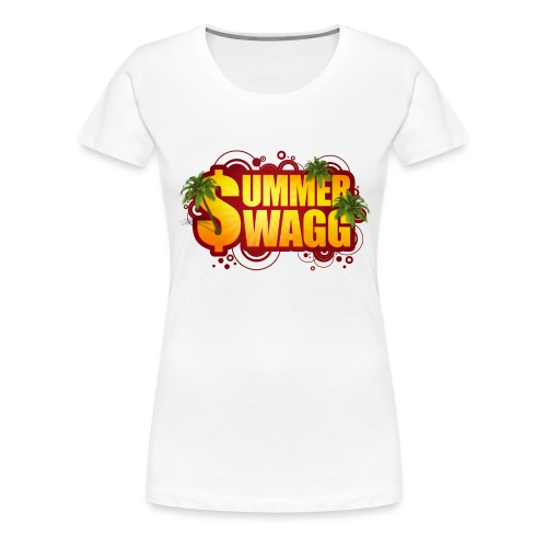 Summer Swagg - T-shirt Premium Femme