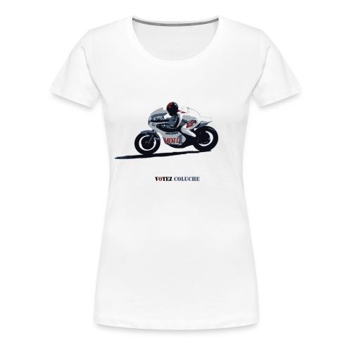 Record de vitesse - T-shirt Premium Femme
