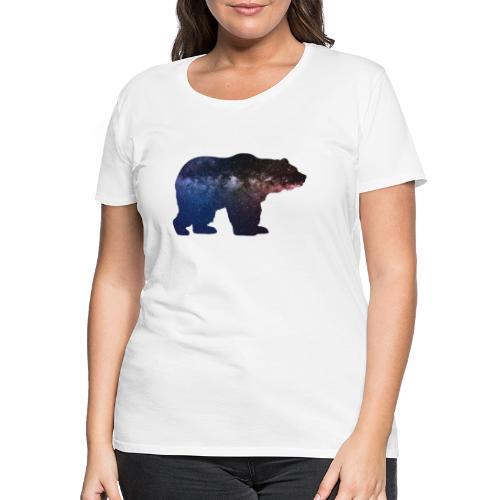 Großer Bär - Frauen Premium T-Shirt