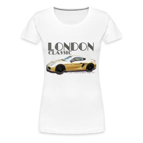 London Classic - Women's Premium T-Shirt