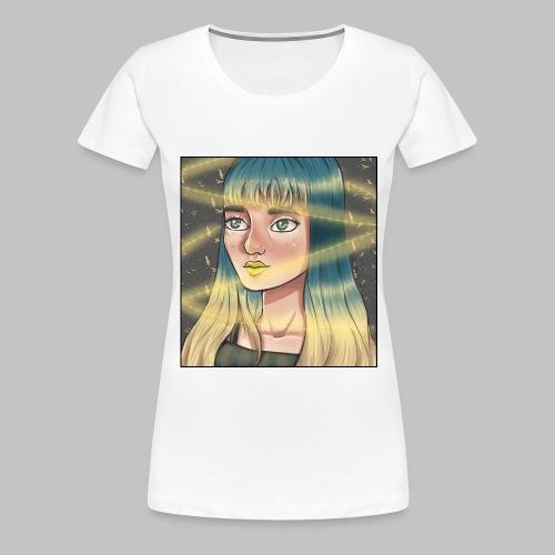 Sabliers étoilés - T-shirt Premium Femme