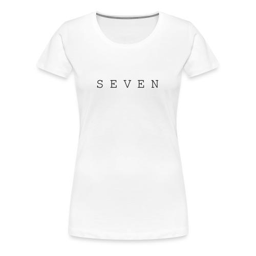SEVEN - T-shirt Premium Femme