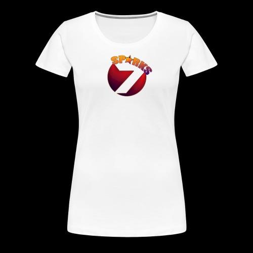 7 SPARKS - T-shirt Premium Femme