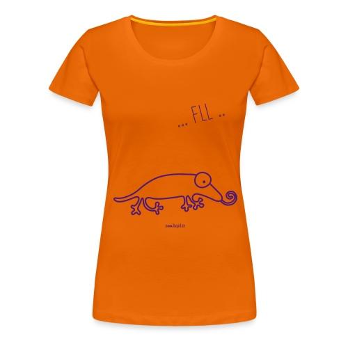 ramarro - Maglietta Premium da donna