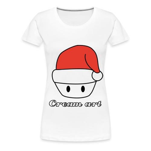 creamart originalcsnoel - T-shirt Premium Femme