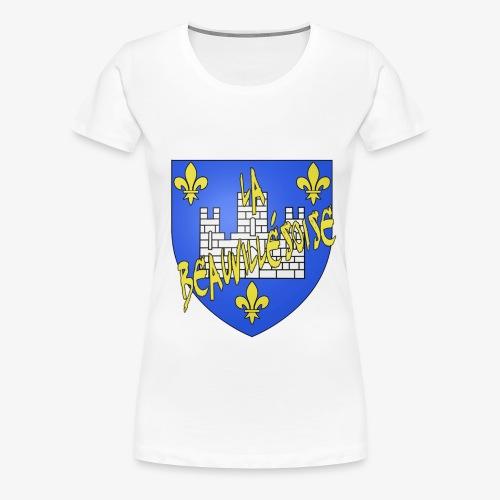 la beauvillesoise fb - T-shirt Premium Femme