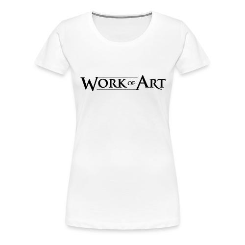 woa ny rak - Women's Premium T-Shirt