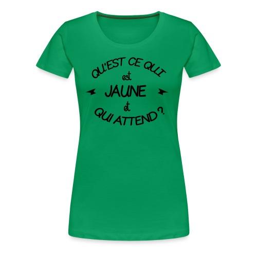 Edition Limitée Jonathan - T-shirt Premium Femme
