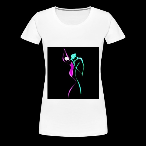 couple - Women's Premium T-Shirt