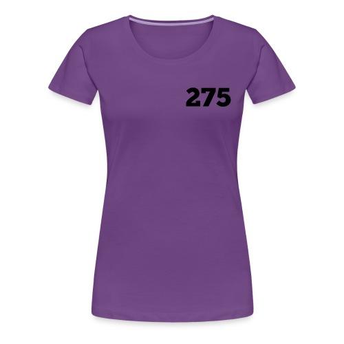 275 - Women's Premium T-Shirt
