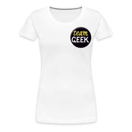 9B5CE00E 7EFB 49F8 B9FD C7DA8D1609F0 - T-shirt Premium Femme