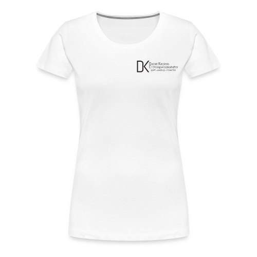 Daniel Keckeis - Frauen Premium T-Shirt