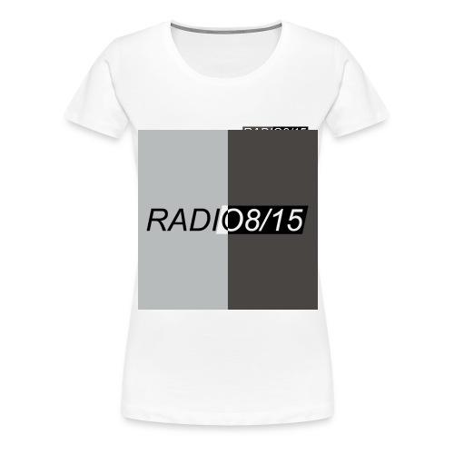 Radio0815 Tasse - Frauen Premium T-Shirt