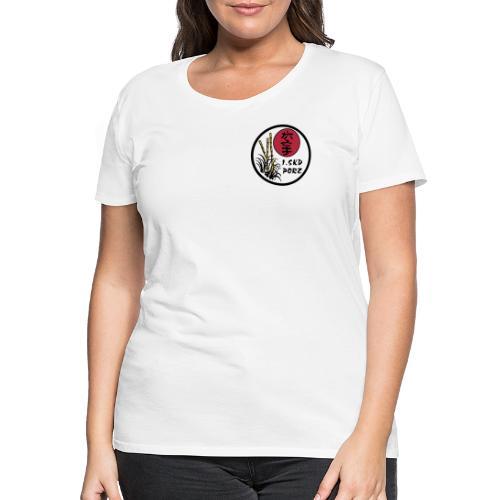 SVG logo 1 - Frauen Premium T-Shirt