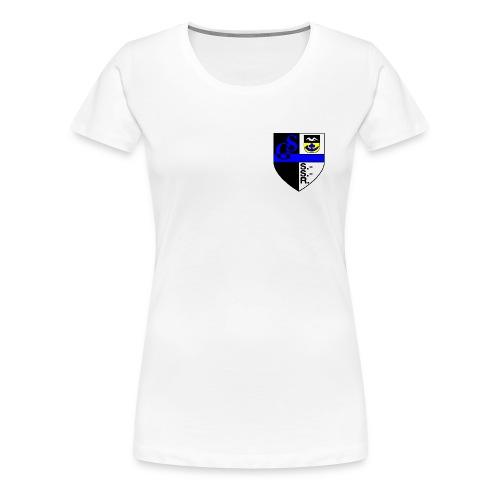 Wappen HQ - Frauen Premium T-Shirt