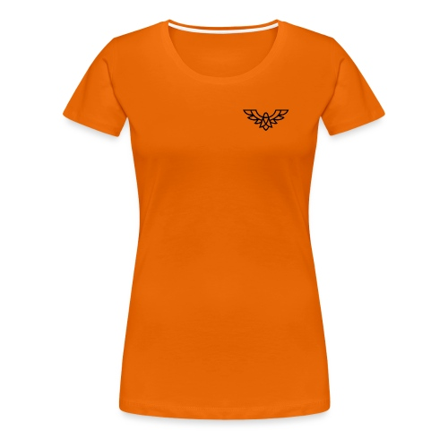 Clean Plain Logo - Women's Premium T-Shirt