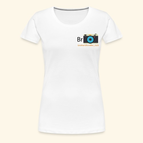 Brothers from the rock - Women's Premium T-Shirt