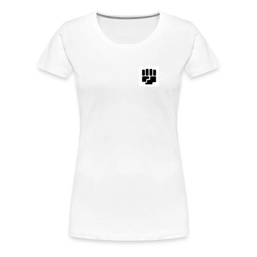 Poke Nyrkky - Naisten premium t-paita