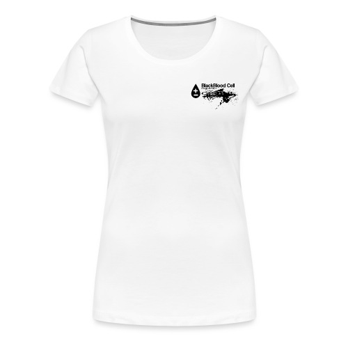 BlackBlood Cell B - Frauen Premium T-Shirt