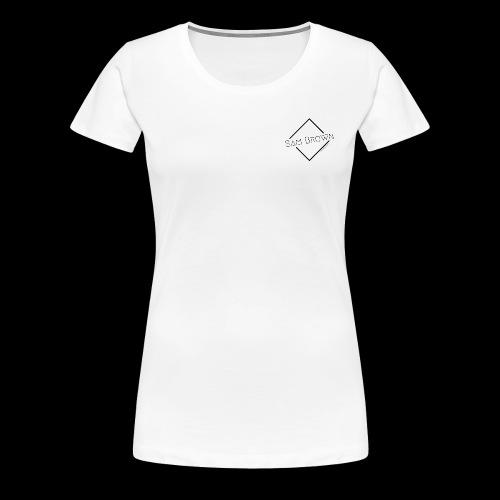 Logo Minimalistic - Women's Premium T-Shirt