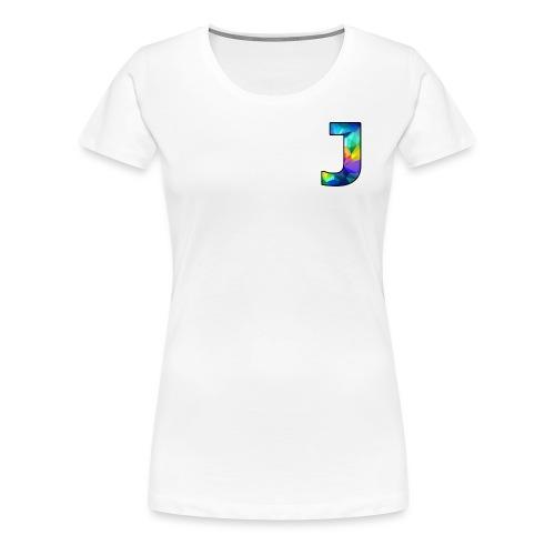JezahYTmerchandise professional logo - Women's Premium T-Shirt