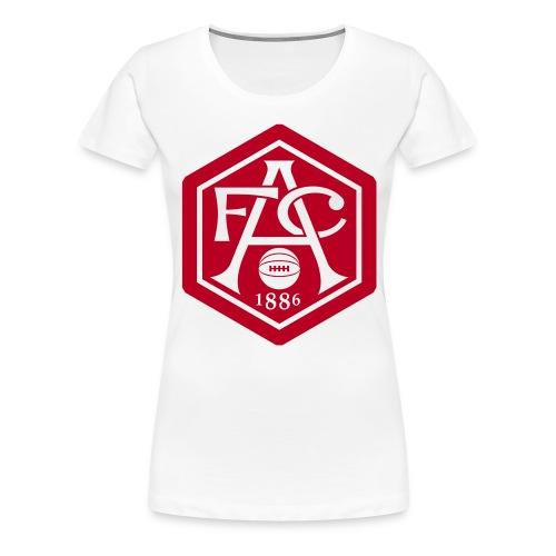 AFC RETRO BADGE - Women's Premium T-Shirt