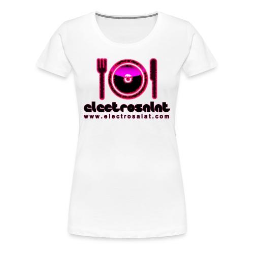 shirt entwurf 1 - Frauen Premium T-Shirt