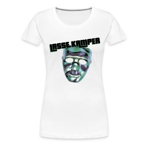 TRØJE LOGO2 png - Dame premium T-shirt