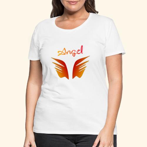 Angel - Frauen Premium T-Shirt