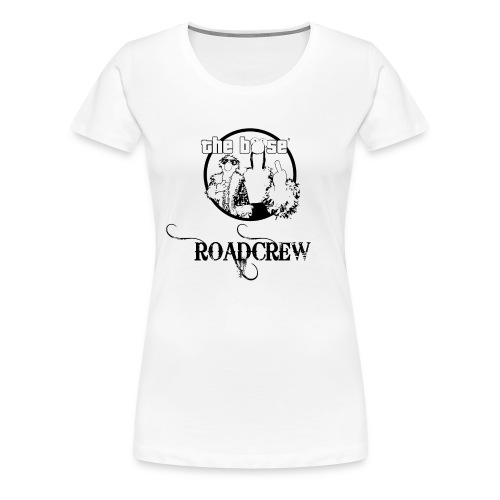 girlie roadcrew - Frauen Premium T-Shirt