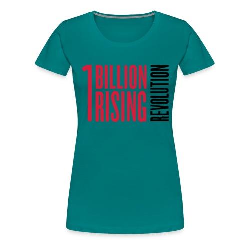 1br rev landscape st76902D - Women's Premium T-Shirt