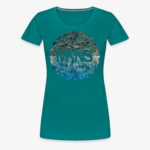 MKNS5 - Frauen Premium T-Shirt