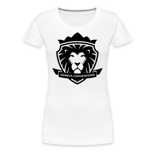 Geneva conventions - T-shirt Premium Femme