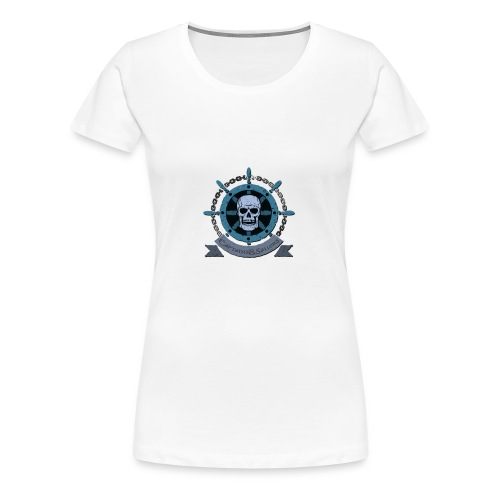 Captains & Sailors - Premium-T-shirt dam