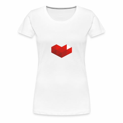 Youtube gaming - T-shirt Premium Femme