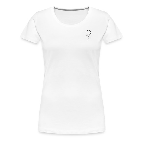 Ice cream - Vrouwen Premium T-shirt