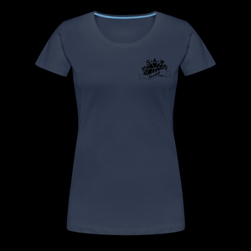 SamShaky - Naisten premium t-paita