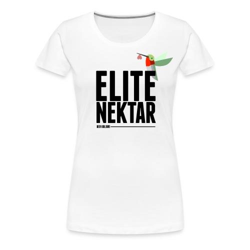 ELITE NEKTAR - Frauen Premium T-Shirt